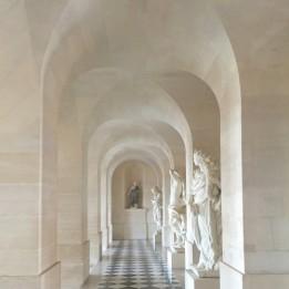 Serenity at Versailles Palace
